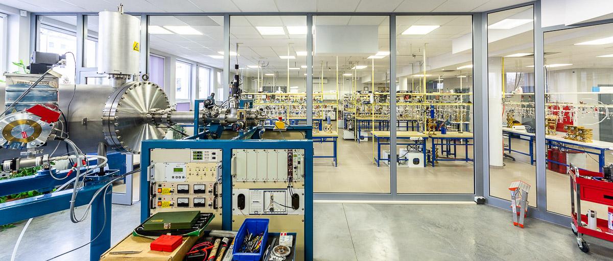 AMS Laboratory