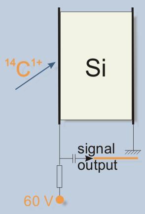 AMS Machine - 14C Detector animation